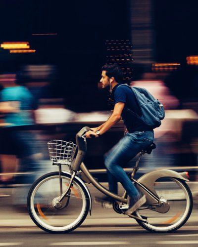 Usa la Bicicleta como medio de transporte y dale un respiro al Medio Ambiente