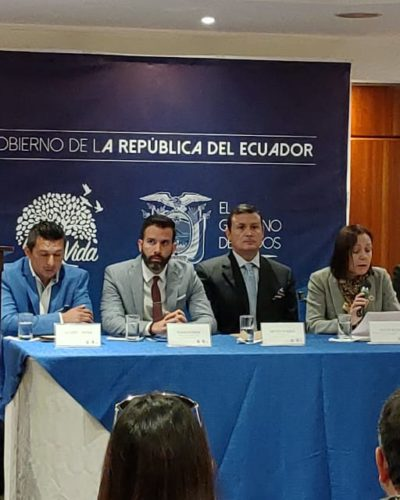 Lanzamiento del Piloto de Certificación Jurisdiccional de Palma de Aceite Sostenible en Ecuador