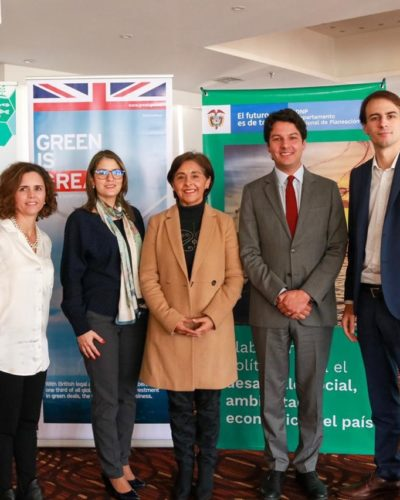 Lanzamiento del proyecto, Impulso a la Bioeconomía y a las Energías Renovables no Convencionales en el marco del Crecimiento Verde